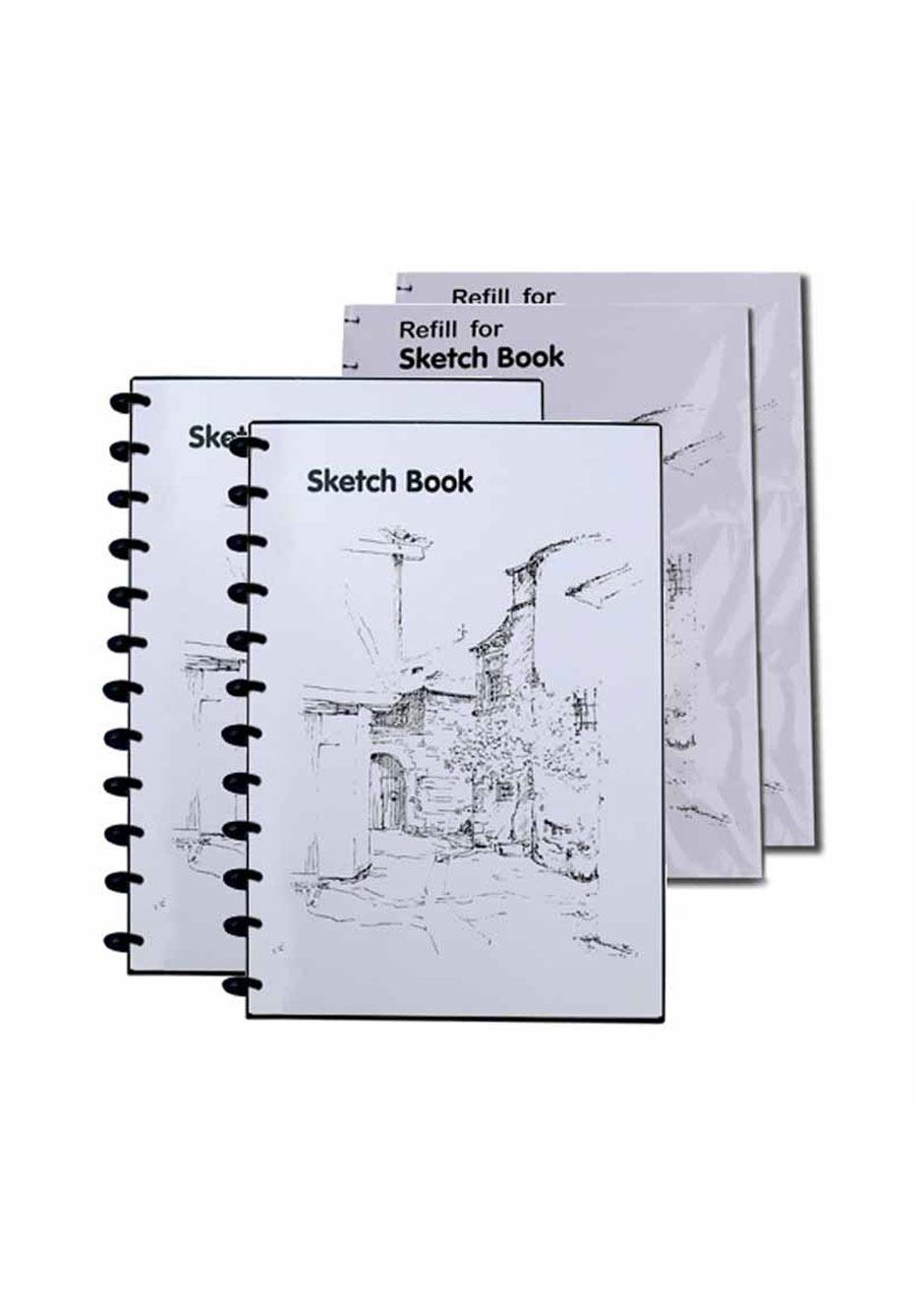 Lyra-sketch-books