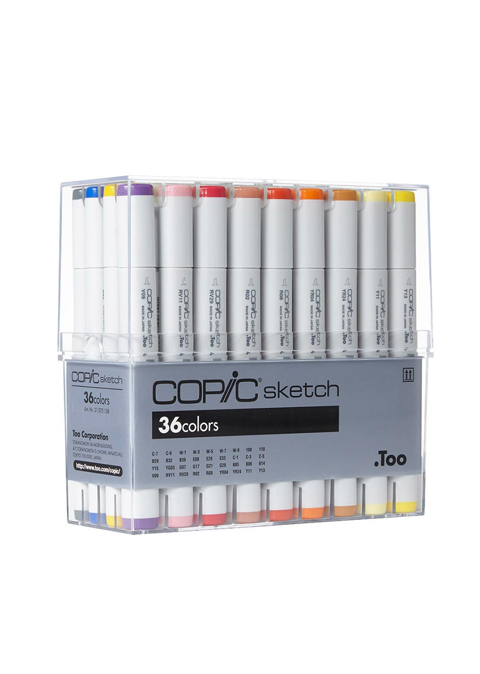copic-sketch-marker-36-set