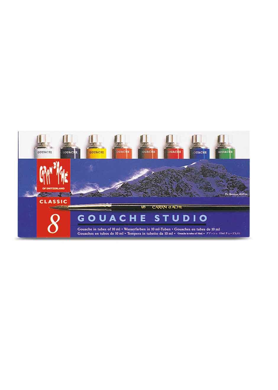 carandache-Gouache-Studio-8-colors