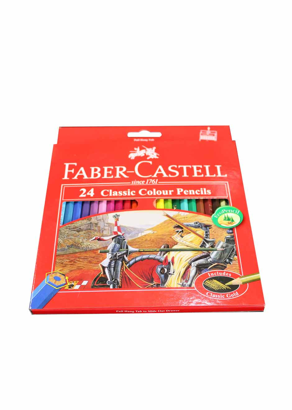 FABER CASTELL CLASSIC COLOR PENCIL SET - Toko Prapatan