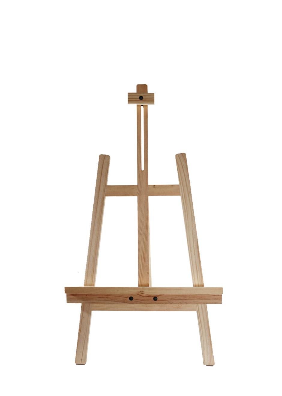 wooden standing-canvas-medium