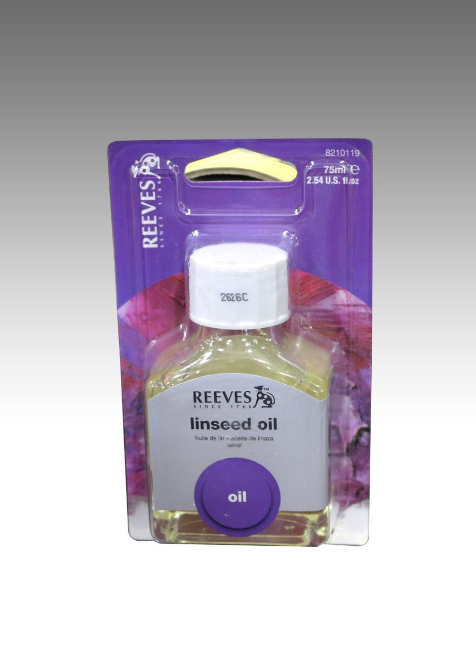 reeves-linseed-oil