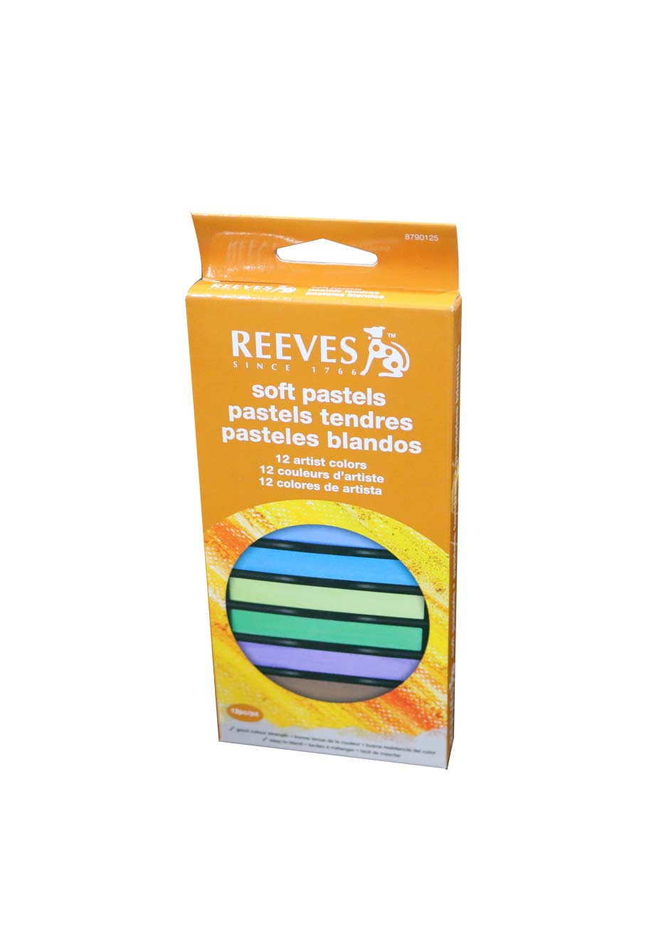 REEVES-SOFT-PASTELS-12-COLORS